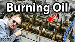 Download How to Fix a Car Engine that Burns Oil for 10 Bucks Video