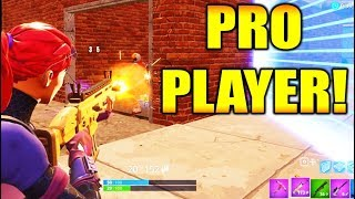 Download I BEAT A PRO PLAYER!!! (Fortnite Battle Royale Gameplay) Video