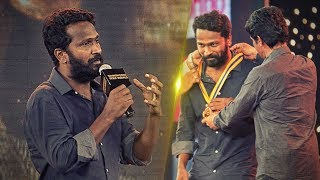 Download Vetrimaaran Reveals about Dhanush's VADA CHENNAI | RJ Balaji wants to Cry! Video