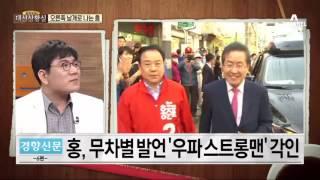 Download 지지율 상승…사기 오른 홍준표·심상정 Video