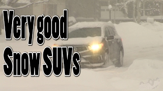 Download Acura MDX vs Volvo XC90: There's no luxury like snow luxury Video