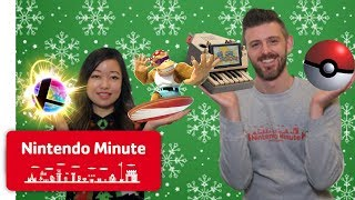 Download Our Favorite 2018 Moments - Nintendo Minute Video