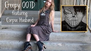 Download CREEPY OOTD | CORPSE HUSBAND COLLAB! Video