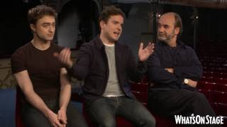 Download Interview: Daniel Radcliffe, Joshua Maguire and David Haig Video