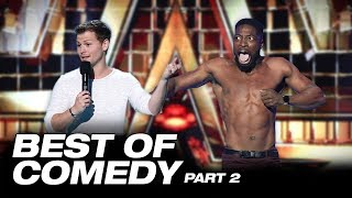 Download LOL! You Won't Stop Laughing With These Comedians - America's Got Talent: The Champions Video