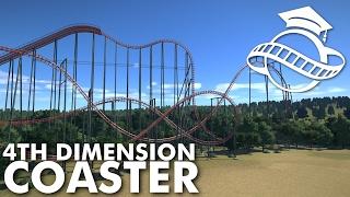 Download Planet Coaster College - 4th Dimension Coaster Tutorial Video