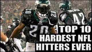 Download Top 10 Hardest NFL Hitters Ever Video
