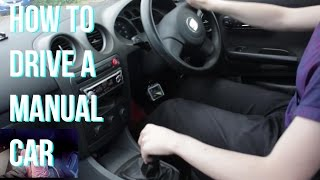 Download How to Drive A Manual Car or Stick Shift - The basics Tips and Tricks! Video