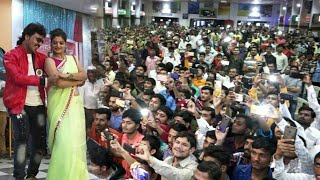 Download खान्देश महोत्सव चाकण (पुणे)|| superhit performance by sachin kumavat Video
