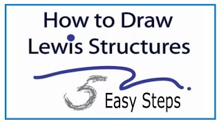 Download How to Draw Lewis Structures: Five Easy Steps Video