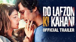 Download Do Lafzon Ki Kahani Official Trailer   Randeep Hooda, Kajal Aggarwal   HD Video