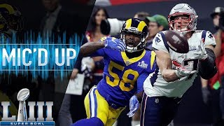 Download Super Bowl LIII: Patriots vs. Rams Mic'd Up | NFL 2018 Season Video