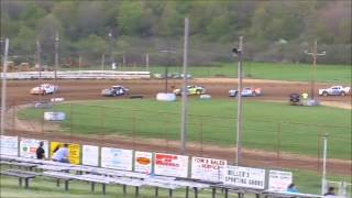 Download Street Stock Feature from Sportsman Speedway 05/10/2015 Video