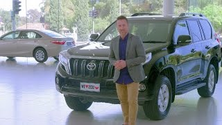 Download 2016 Toyota Prado GXL Turbo Diesel Automatic Wagon review by CMI Toyota Video