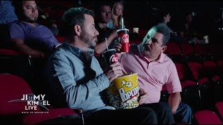 Download Guillermo Tries Coke Zero Sugar at the Movies Video