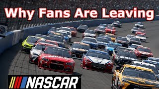 Download NASCAR Racing: 2009 Vs Now - Why Fans are Leaving Video