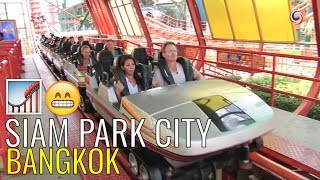 Download Siam Park City is Bangkok's largest amusement and water park! Video