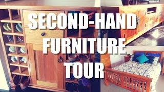 Download Second-Hand Furniture | Budget Home Tour Video