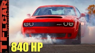 Download 2018 Dodge Demon: Everything You Ever Wanted to Know Including All the Hidden Easter Eggs Video