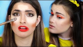 Download Full Face Of Makeup WITHOUT BLENDING! With CloeCouture Video