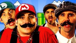 Download Mario Bros vs Wright Bros. Epic Rap Battles of History Season 2 Video