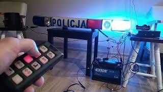 Download Federal Signal Phoenix + Federal Signal AS422 POLICJA (pokaz sygnalizacji dźwiękowej) Video