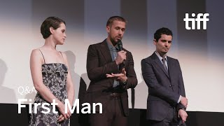 Download FIRST MAN Cast and Crew Q&A, Sept 10 | TIFF 2018 Video