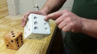 Download DIY yard dice Video