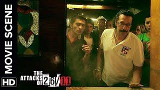 Download Attack at Leopold Cafe | The Attacks Of 26/11 | Nana Patekar | Movie Scene Video