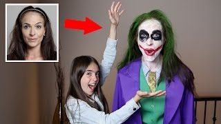 Download MOM BECOMES THE JOKER! Video