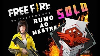 Download 🔴 FREE FIRE RUMO AO MESTRE SOLO VS DUO Video