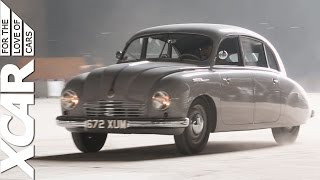 Download Industrial Espionage, Nazis And Air-Cooled Engines: The Tale Of Tatra - XCAR Video