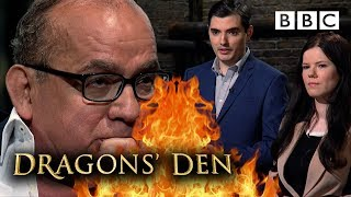 Download Fad? Dragons divided over jewellery candle craze!   Dragons' Den - BBC Video