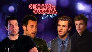 Download HOLLYWOOD AGUARDA O CHOQUE DE CULTURA SHOW Video