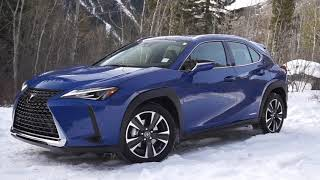 Download All-New Lexus UX250h Review Video