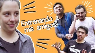 "Download ENTRENANDO A MIS ""AMIGOS"" -SOFÍA NIÑO DE RIVERA Video"