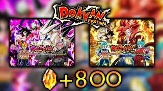 Download +800 STONES MULTI-SUMMON! NASCE L'ACCOUNT DI GIOSEPH! - Dragon Ball Z Dokkan Battle Summon ITA Video