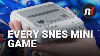 Download All 21 Games for the Super NES Classic Edition / SNES Mini - The Best of the SNES with Star Fox 2 Video