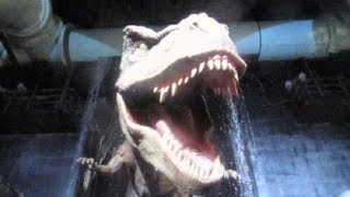 Download Jurassic Park The Ride Front Seat on-ride HD POV Universal Studios Hollywood Video