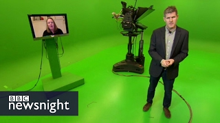 Download The rise of 'fake news', manipulation and 'alternative facts' - BBC Newsnight Video