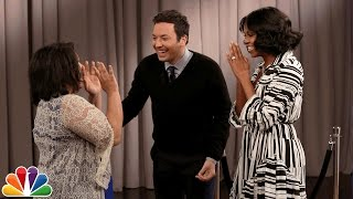 Download Michelle Obama Surprises People Recording Goodbye Messages to Her Video