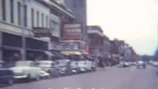 Download Downtown Battle Creek MI 1953 Video