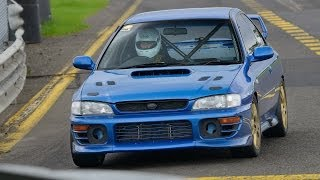 Download WRX & Skyline track day @ Sandown Video