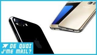 Download iPhone 8 et Galaxy S8 : les dernières rumeurs DQJMM (1/3) Video