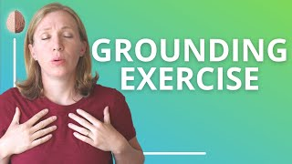 Download Grounding Exercise: Anxiety Skills #5 Video