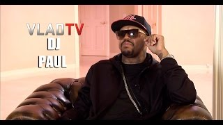 Download DJ Paul: We Almost Died While Making ″Sippin' On Some Syrup″ Video