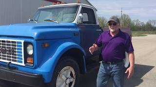 Download 1968 C60 5 Ton Monster Pick Up Truck Conversion Video