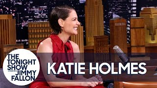 Download Katie Holmes Passed on Auditioning for Dawson's Creek for Her High School Play Video