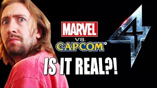 Download IS IT REAL? Marvel Vs Capcom 4 Rumor (Reveal Coming Soon) Video