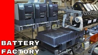 Download Mercedes Battery Production Factory Video